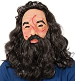 Harry Potter Hagrid Deluxe Adult Latex Mask