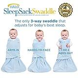 HALO Sleepsack Micro-Fleece Swaddle, Baby