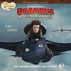 Der Skrill (Dragons: Staffel 2 - Die Wächter von Berk 5)