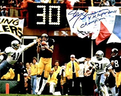 27328755517 Autographed Signed Randy Grossman 16x20 Photo Pittsburgh Steelers -  Certified Authentic at Amazon's Sports Collectibles Store