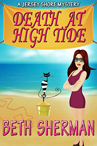 Death at High Tide: A Jersey Shore Mystery (The Jersey Shore Mysteries Book 2)