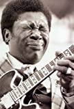 B.B. King Poster, Playing Guitar, Blues Musician, Singer, Guitarist