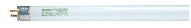 Satco S8119 6500K 24 Watt Mini Bi Pin T5 HO High Performance Lamp Daylight