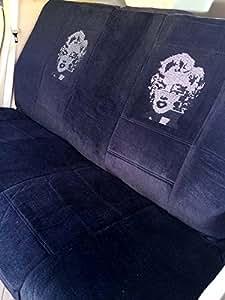 Amazon Marilyn Monroe Crystal Bling Rear Bench Seat