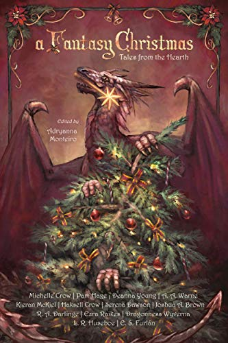 A Fantasy Christmas: Tales From The Hearth (Winter Date For Solstice)