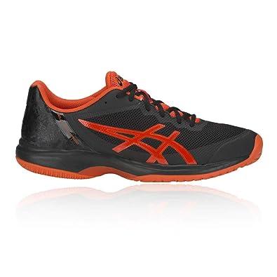 huge discount c69a5 5056c ASICS Men s Gel-Court Speed Black Cherry Tomato Tennis Shoes-10 UK