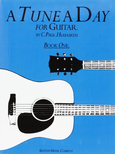 Dog Spoon Costumes - Tune a Day Guitar (Book