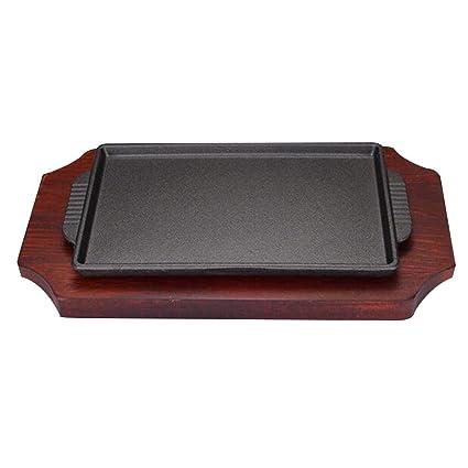 DINNA Placa De Plancha Reversible Plancha Universal para ...
