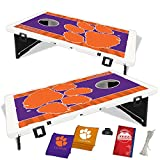 Clemson Tigers Fanatic Baggo Bean Bag Toss Game