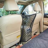 INNX Pet Barrier Safety Net Dog Barrier-2019 Popular Design Universal for Cars, Jeeps, Trucks, Suvs, Vehicles, Dogs, Pets, Seatback, Front Seat, Heavy Duty and Portable (15.7