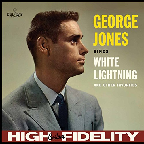 Sings White Lightning and Other Favorites (Import)