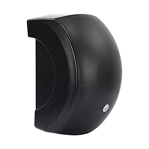 (EAW SMS4940 | Two-Way Surface-Mounted Loudspeaker Black )