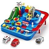 CubicFun Race Tracks for Boys Car Adventure Toys