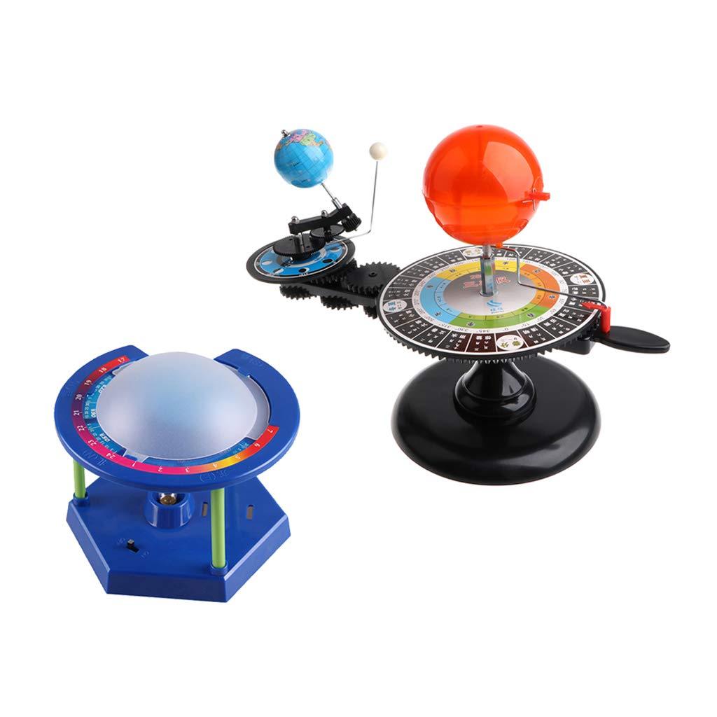 Toygogo Modelo de Planetario Orbital Sistema de Sol Proyector de ...