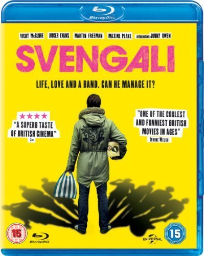 Svengali (2013) [ Blu-Ray, Reg.A/B/C Import - United Kingdom ]