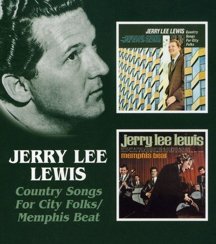 (Country Songs For City Folks/Memphis Beat /  Jerry Lee Lewis)