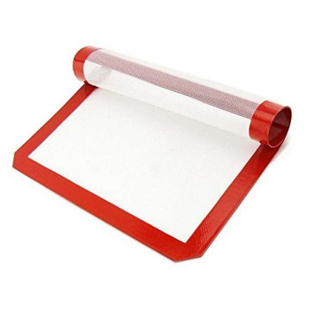 Non-stick Wax Mat Pad [3 pack][red/blue/green]