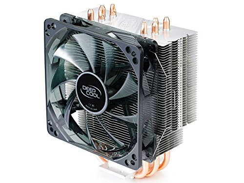5 opinioni per DeepCool GAMMAXX 400 Processor Fan- computer cooling components (Processor, Fan,