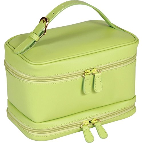 Royce Leather Ladies Cosmetic Travel Case by Royce Leather