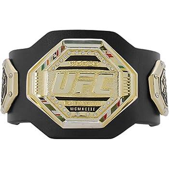 Image of Bracelets UFC Men's Legacy Wrist Cuff Bracelet, Black/Gold/Silver, One Size