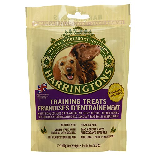 Dog Training Treats Harringtons 160g