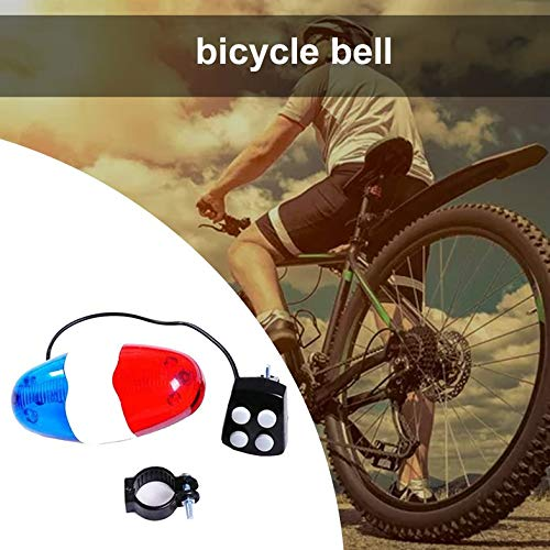 ouying1418 Bicycle Plastic Bell Mountain Bike Electric Horn Bicycle Electronic Bell