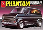 AMT767 AMT - 1976 Ford Custom Van Phantom by AMT Ertl from AMT