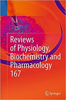 Book Reviews of Physiology, Biochemistry and Pharmacology, Vol. 167
