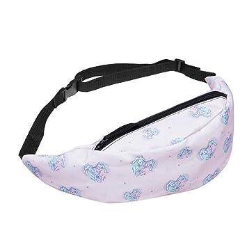 Waist Belt Bum Bag Jogging Running Travel Pouch Keys Mobile Money Sports Bags