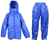 Dry Kids jacket and trouser set royal blue 13/14yrs by DRY KIDS