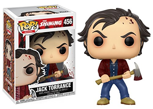 Funko Pop Movies: the Shining-Jack Torrance Collectible Figure,