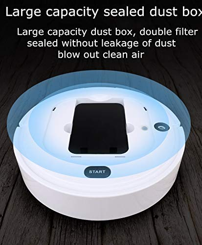 Disinfection Sterilization and Anti-virus Intelligent Spray Sweeper Robot Household Sweeper Robot