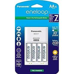 Amazon.com: Panasonic K-KJ17MCA4BA - Cargador de batería ...