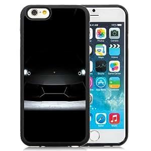 Fashionable and DIY Phone Case Design with Lamborghini Aventador LP700 Headlights iPhone 6 4.7inch TPU case Wallpaper
