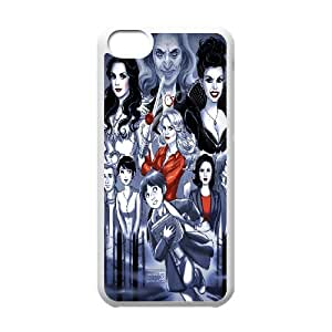 [bestdisigncase] For Iphone 5c -TV Series Once Upon a Time PHONE CASE 4