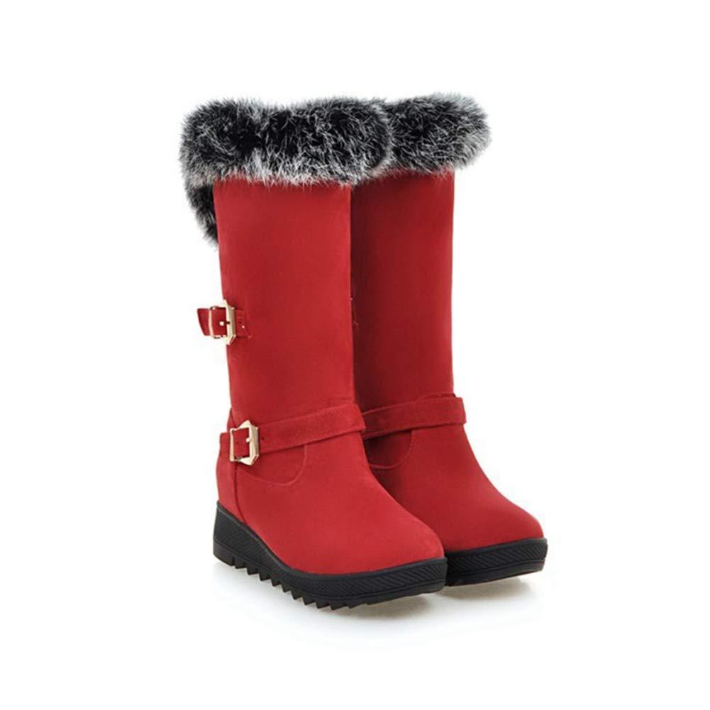 Boots Haut Automne Hiver Neige De Bottes 4qRLA3j5