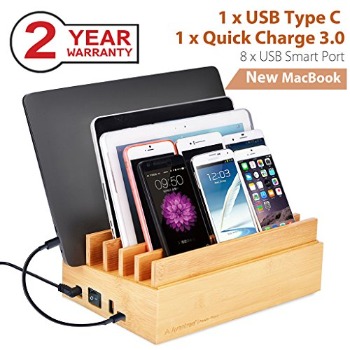Multiple Iphone Charger Docking Station