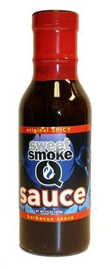 SALSA Picante Sweet Smoke Q - 425g (15 oz)