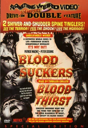 Bloodsuckers directed by Robert Hartford-Davis