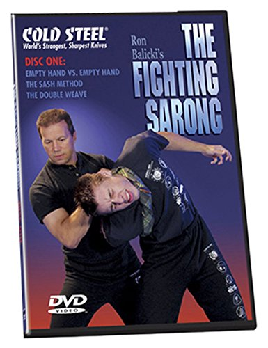 Cold Steel The Fighting Sarong DVD