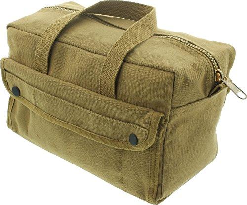 Army Universe Heavy Duty Military Small Mechanics Tool Bag (11