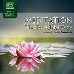 Jinananda: Meditation - The Buddhist Way |  Jinananda