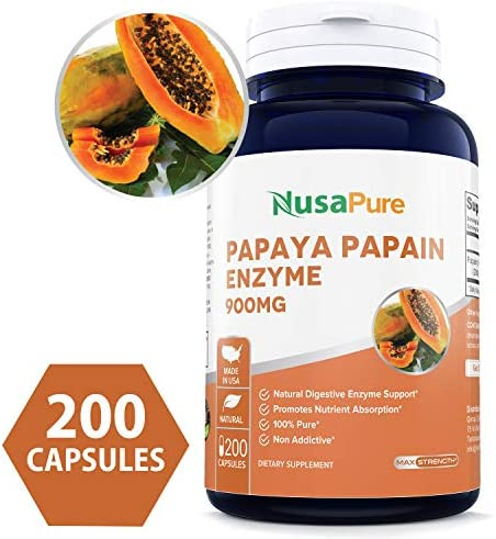 200caps Non GMO Digestive Supports Digestion