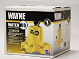 WAYNE WWB WaterBUG Submersible Pump with