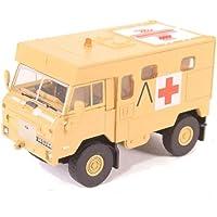 Land Rover FC Ambulance - Gulf War Operation