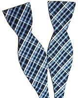 Countess Mara Men's Sea Brushed Bow Tie