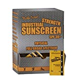 R&R Lotion ICSSF-200-30+FF Industrial Sunscreen Foil Box 200, 3.5'' Height, 4 fl. oz. Capacity