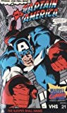 Captain America Vol. 2: The Sleeper Shall Awake (Marvel Comics Video Library #21)