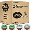 Caribou Coffee 24 K-Cup Pod Keurig Espresso Roast Variety Sampler Pack
