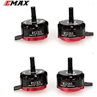 EMAX RS2205 2300KV Brushless Motor 2xCW 2xCCW for FPV Racing Quadcopter  4pcs